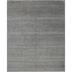 Handgewebte Übergangs Indo Teppich – 520
