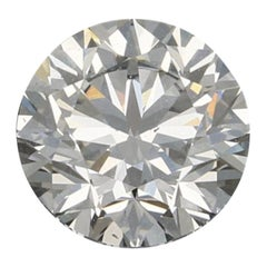 .90 Carat Loose Diamond GIA VS2 G, Round Brilliant Cut