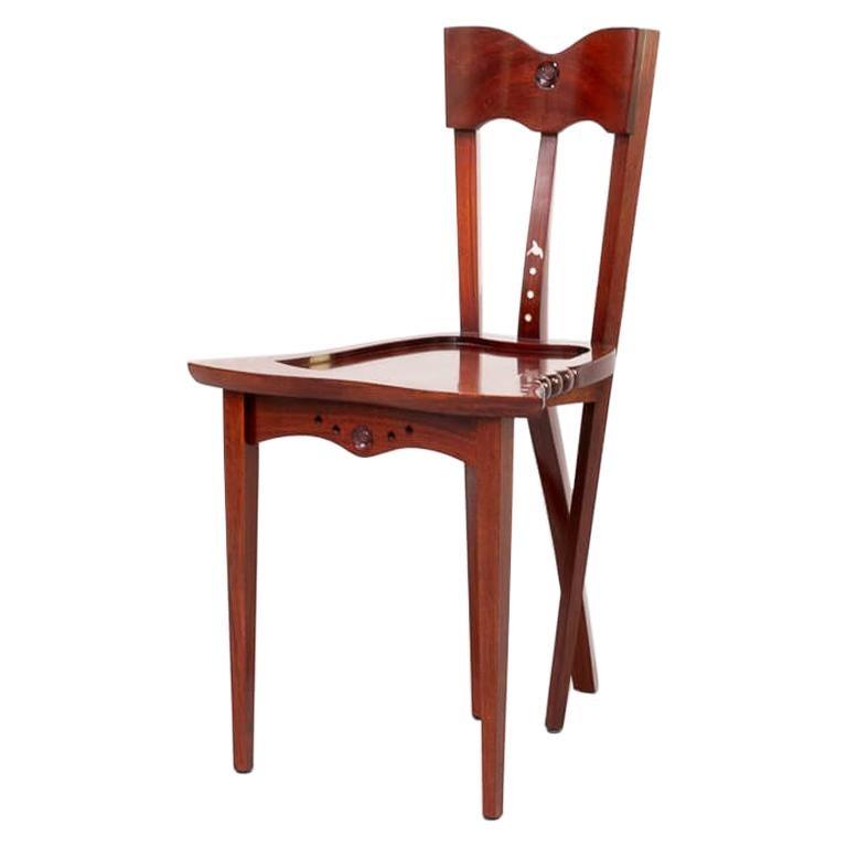 90s Borek Sipek 'Yoochai' Chair for Scarabas