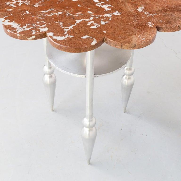 90s Borek Spirek 'Dalibor' Sidetable for Steltman Galleries Limited Batch For Sale 3
