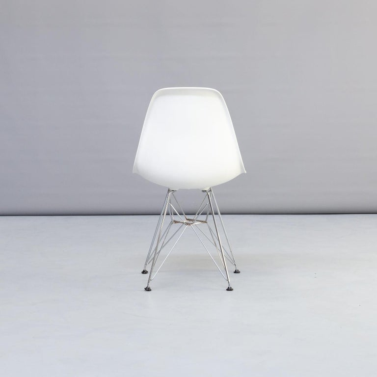 1990s Charles & Ray Eames 'Dsr' Dining Chair for Vitra, Set of 4 For Sale 3