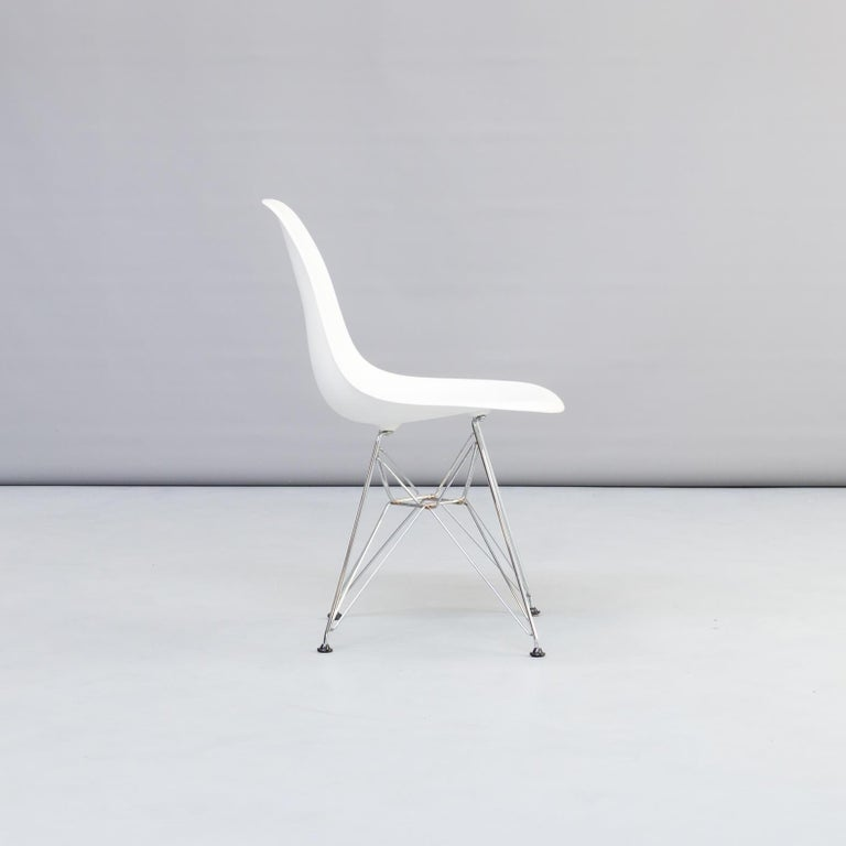 1990s Charles & Ray Eames 'Dsr' Dining Chair for Vitra, Set of 4 For Sale 2