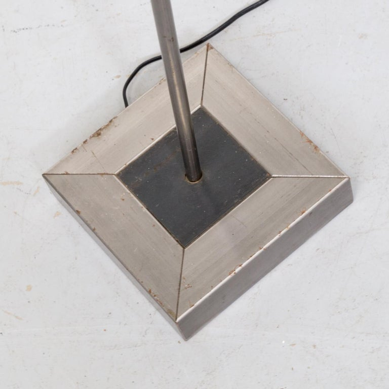 1990s Early Edition Metal Floor Lamp for Baxter, Set of 2 For Sale 5