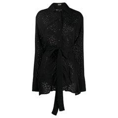 90s Gianfranco Ferré kimono-shirt