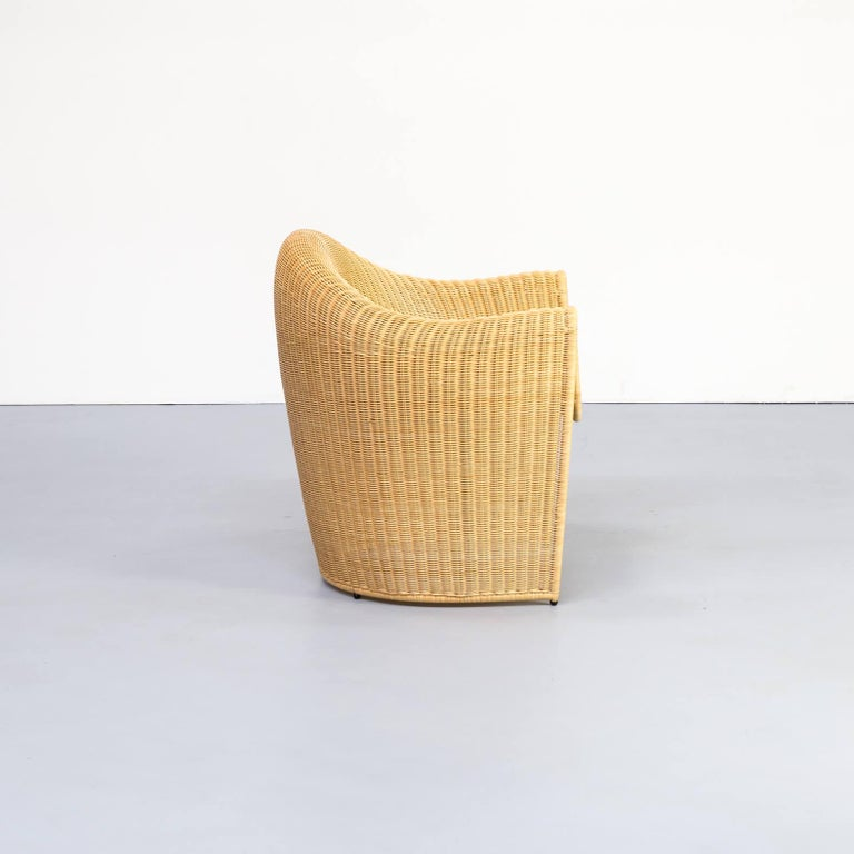 1990s Miki Astori 'King Tubby' Fauteuil for the Atlantide Collection of Driade For Sale 1