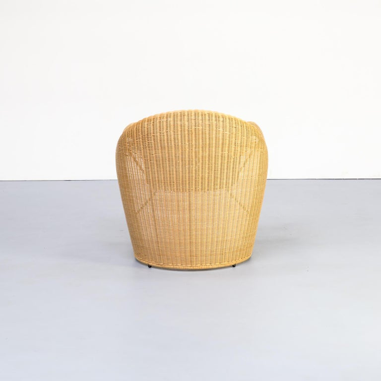 1990s Miki Astori 'King Tubby' Fauteuil for the Atlantide Collection of Driade For Sale 2