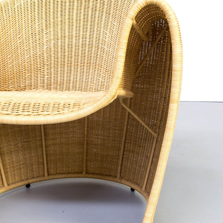 1990s Miki Astori 'King Tubby' Fauteuil for the Atlantide Collection of Driade For Sale 5
