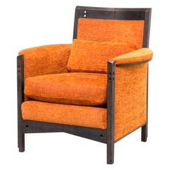 1990s Umberto Asnago Fauteuil for Giorgetti