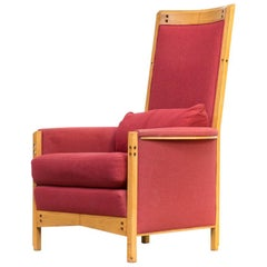 1990s Umberto Asnago 'peggy 63970' Fauteuil for Giorgetti