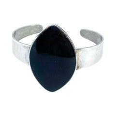 925 Silver Turku Finland Pekka Piekäinen Platin Oro Jewelry Bracelet