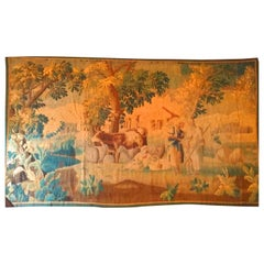 930 - 17th Century Aubusson Tapestry