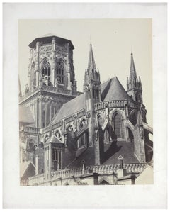 Architectural Images, Apse of the Cathedral, Europe, 1860s