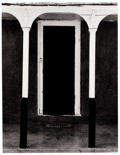 Gothic Doorway, Toquerville, Utah, 1953