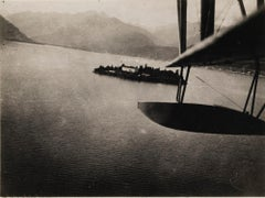 Aerial View of Lake Maggiore, 1925