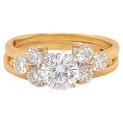 .98 Carat Diamond Ring
