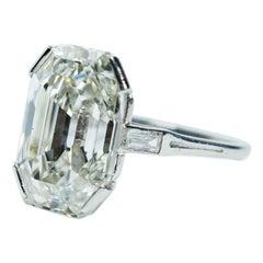 9.96 Carat J/VS2 Diamond with GIA Certificate
