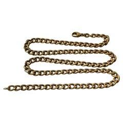 9ct 375 Vintage Gold Chain
