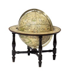 Celestial Table Globe by Harris and Son