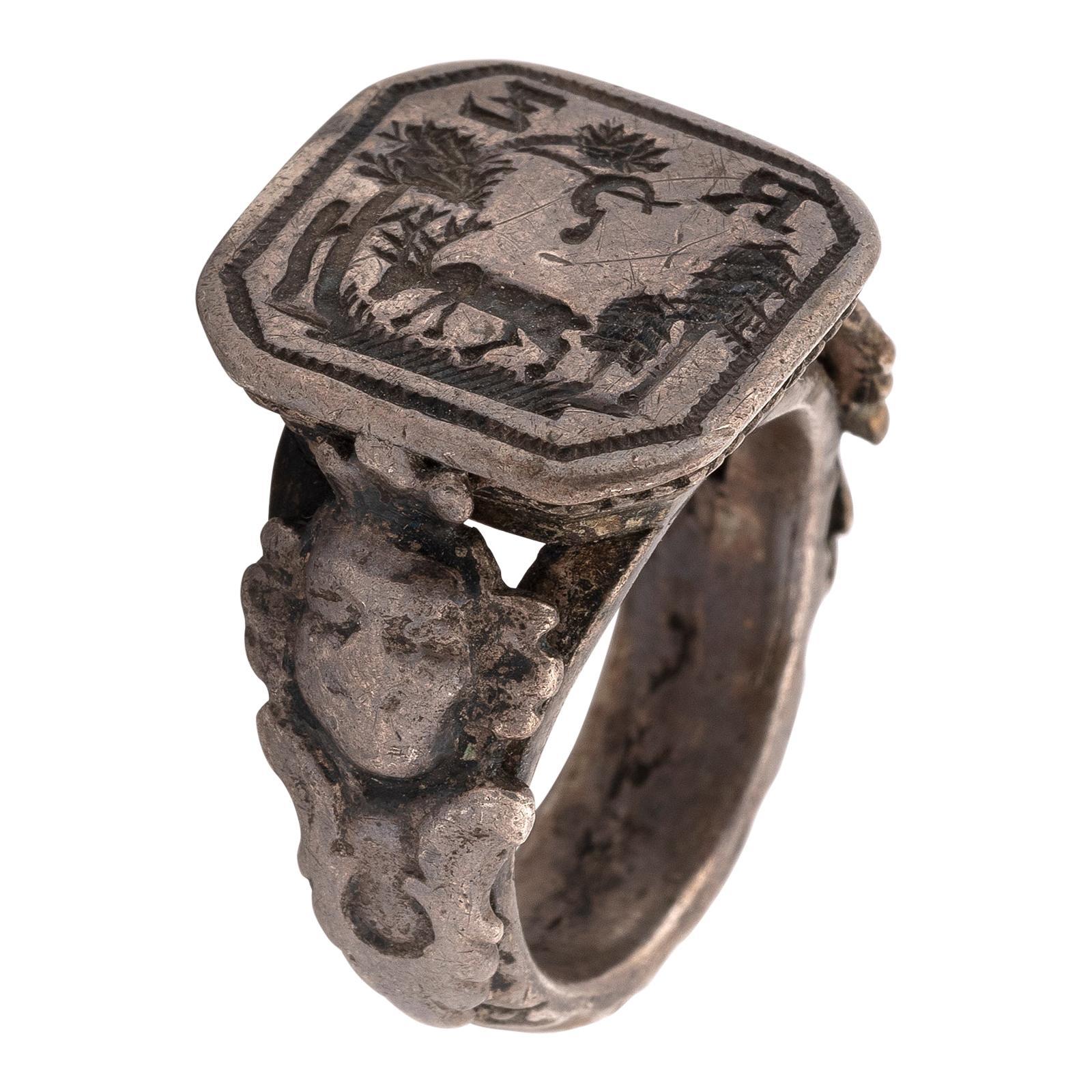 16th Century Merchant's Ring