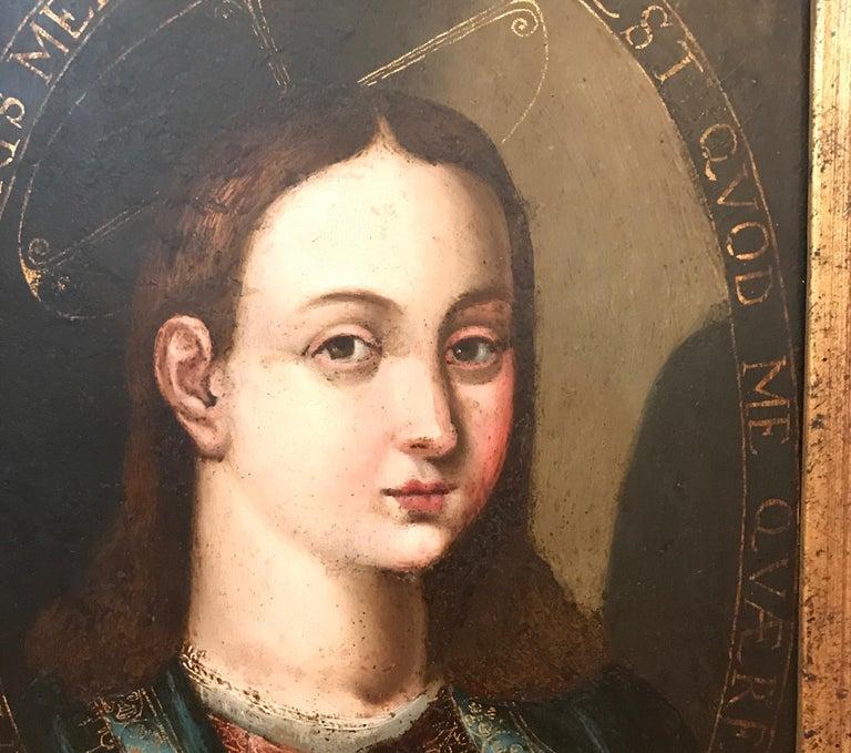 Renaissance 17th Century Italian School Titled