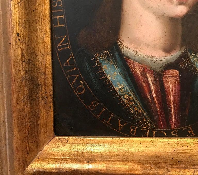17th Century Italian School Titled