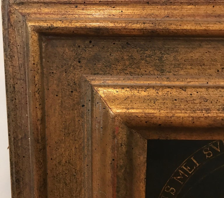 Copper 17th Century Italian School Titled