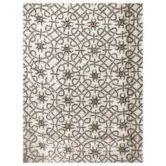 A 18th Quilt Broderie de Marseille with Mediteranean influence- Provence 18th