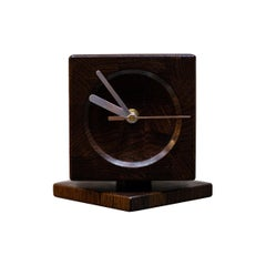 1960s Danish Clock by Lysgaard Mobler