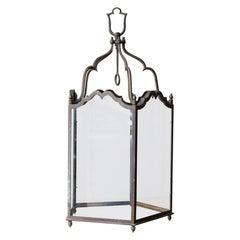 19th Century Hall Lantern