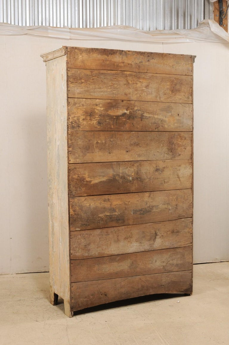 19th Century Two-Door Armoire from the South of France For Sale 6