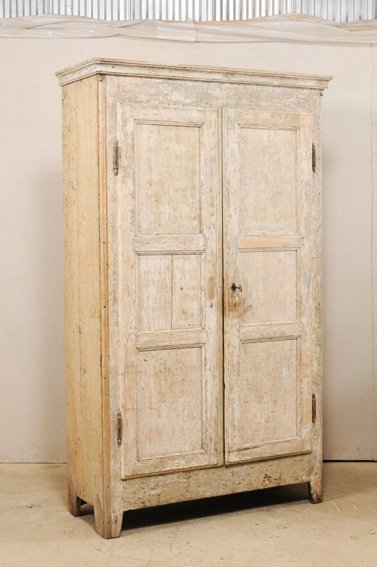 French 19th Century Two-Door Armoire from the South of France For Sale