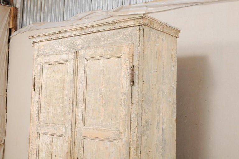 19th Century Two-Door Armoire from the South of France For Sale 2