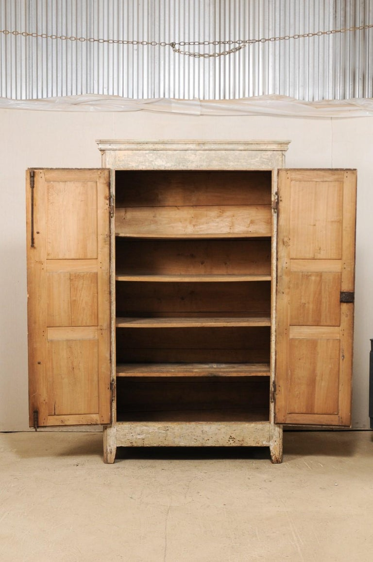 19th Century Two-Door Armoire from the South of France For Sale 3