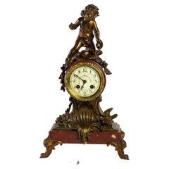 19th Сentury Napoleon III Period Clock