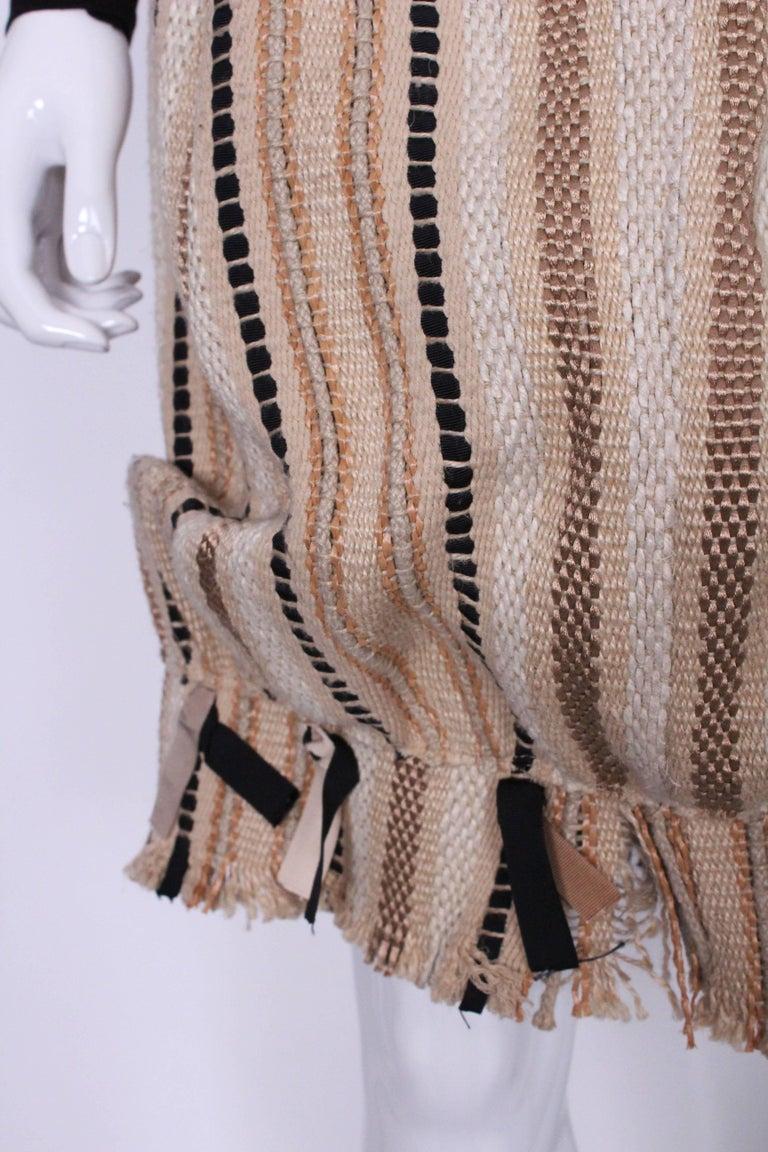 A 2000 Yves Saint Laurent Rive Gauche Bubble Skirt For Sale 1