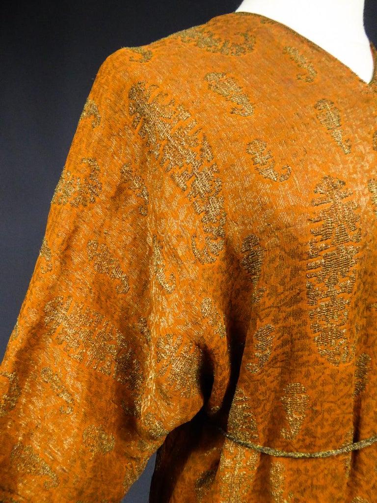 A Babani Kimono Dress (Attributed To) Circa 1920 For Sale 6