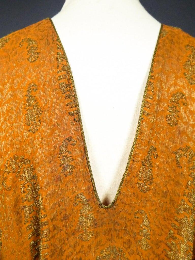 A Babani Kimono Dress (Attributed To) Circa 1920 For Sale 8