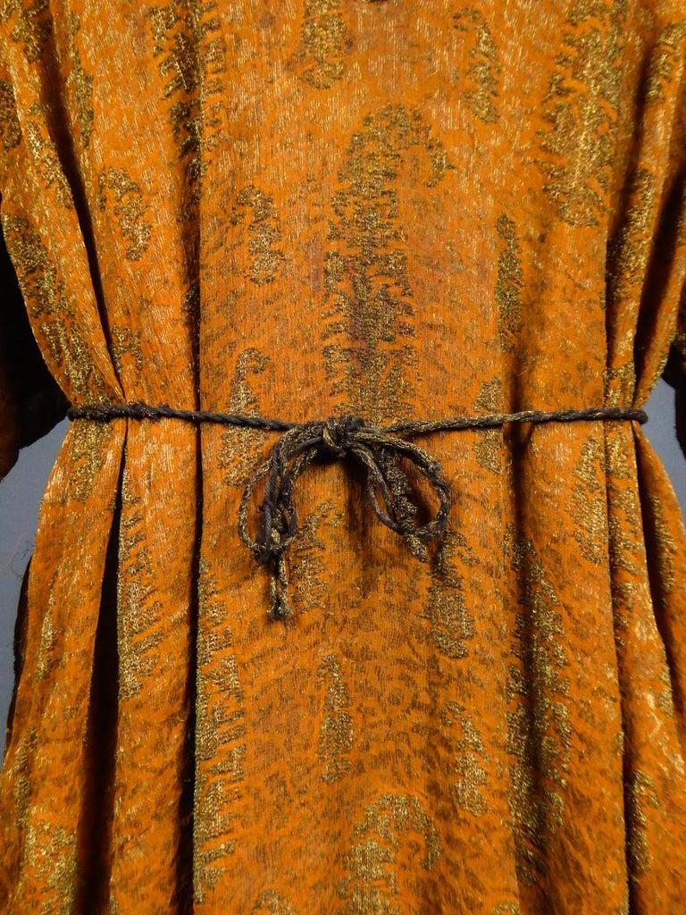 A Babani Kimono Dress (Attributed To) Circa 1920 For Sale 9