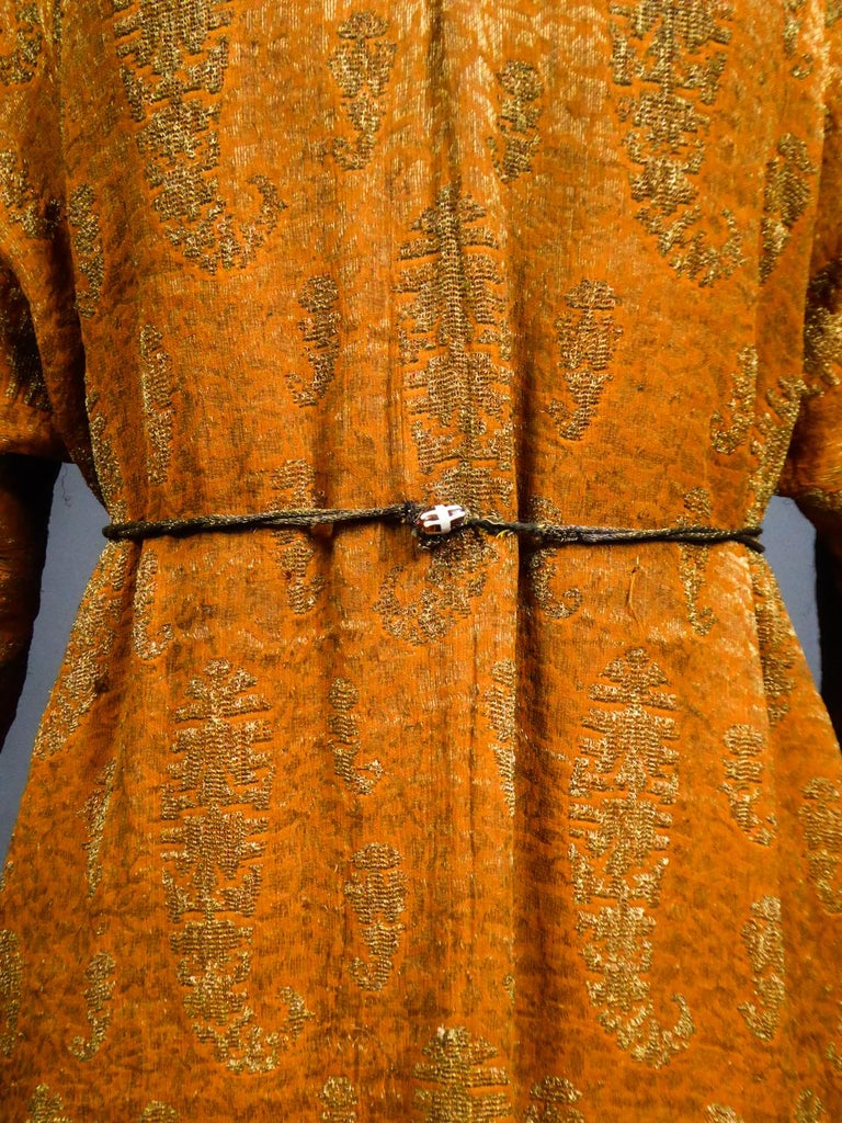 Women's A Babani Kimono Dress (Attributed To) Circa 1920 For Sale