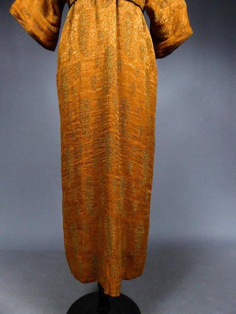 A Babani Kimono Dress (Attributed To) Circa 1920 For Sale 3