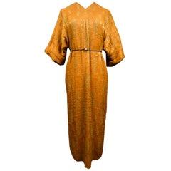 A Babani Kimono Dress (Attributed To) Circa 1920