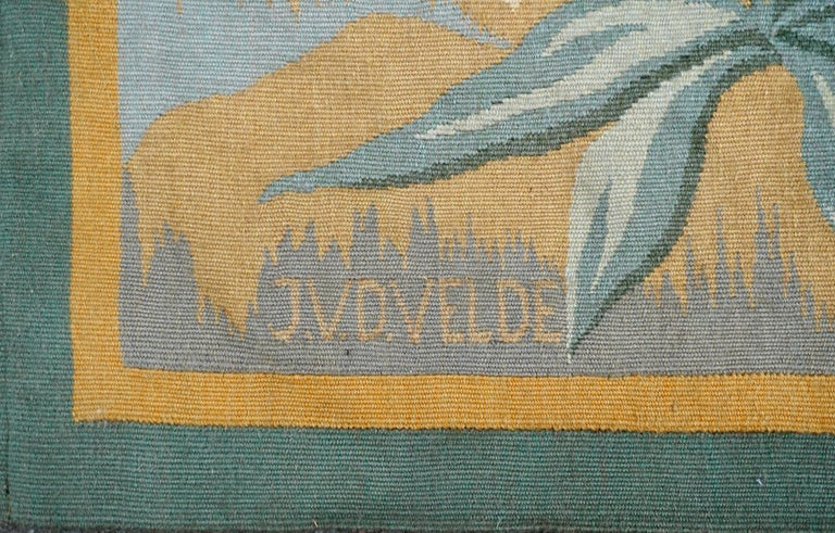 Belgian Figural Tapestry In Good Condition For Sale In Antwerp, BE