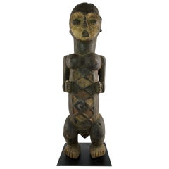 Bembe Style African Sculpture