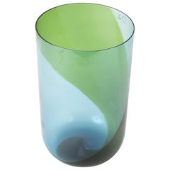 Blown Glass Coreani Vase Designed by Tapio Wirkkala for Venini