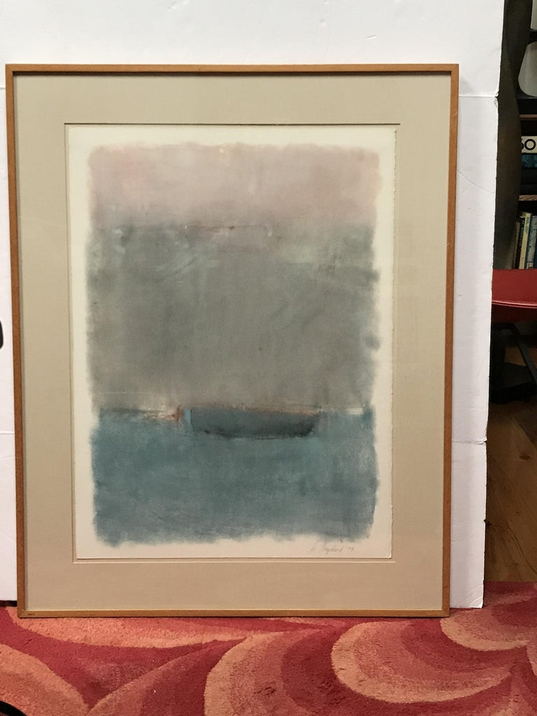 Shelly Bechter Shepherd was a nationally recognized watercolorist and a teacher with her studio at the Hand Workshop Art Center in Richmond, Virginia. She also taught at the Virginia Museum of Fine Arts and the Nimrod Hall Summer Art Program. She is