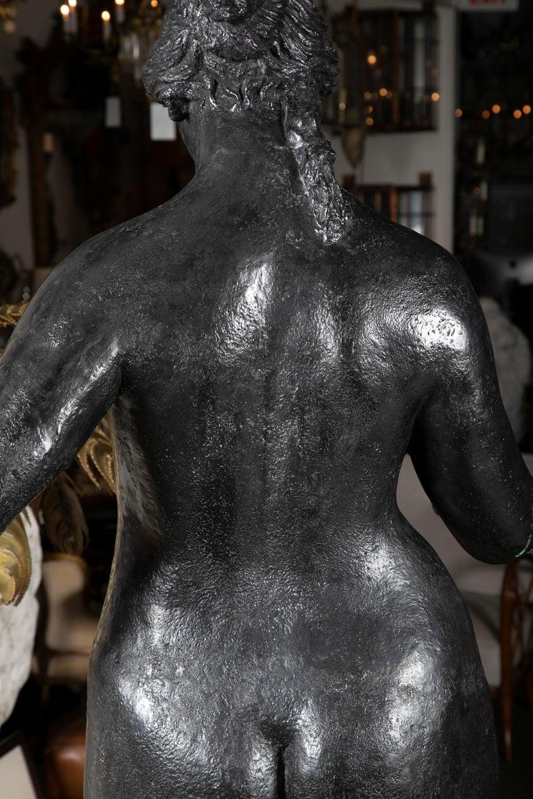 Bronze Sculpture After Le Grande Venus Victrix by Pierre-Auguste Renoir For Sale 6
