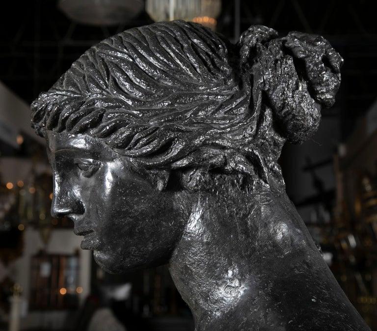 Bronze Sculpture After Le Grande Venus Victrix by Pierre-Auguste Renoir For Sale 10