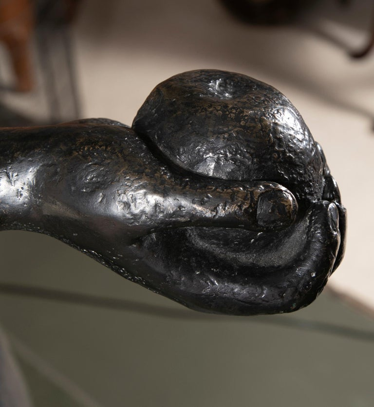 American Bronze Sculpture After Le Grande Venus Victrix by Pierre-Auguste Renoir For Sale