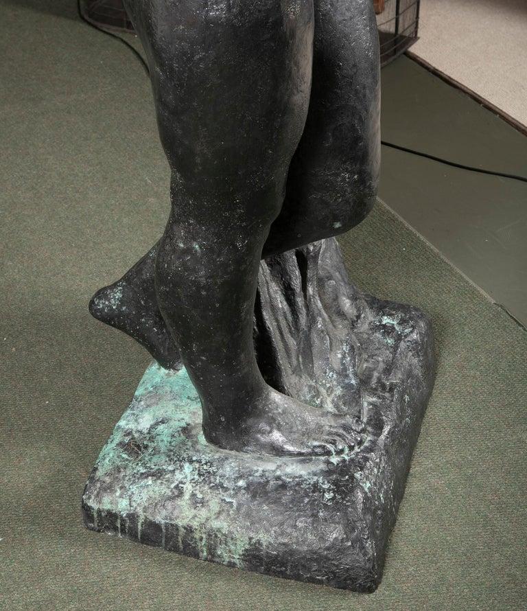 20th Century Bronze Sculpture After Le Grande Venus Victrix by Pierre-Auguste Renoir For Sale