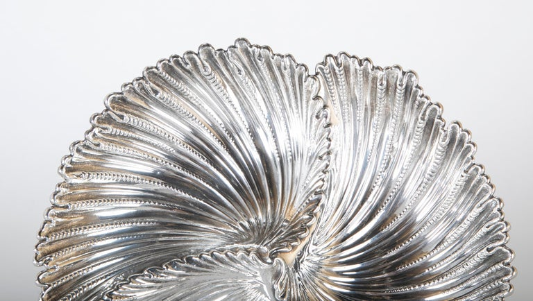 Buccellati Sterling Silver Dish by Gianmaria Buccellati In Good Condition For Sale In Stamford, CT